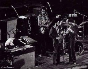 Miles Davis 1971 (J. Perrson)