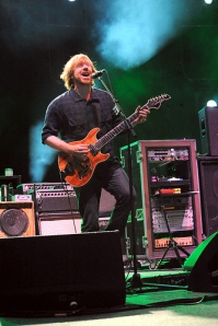 Trey at the Gorge (J. Kravitz)
