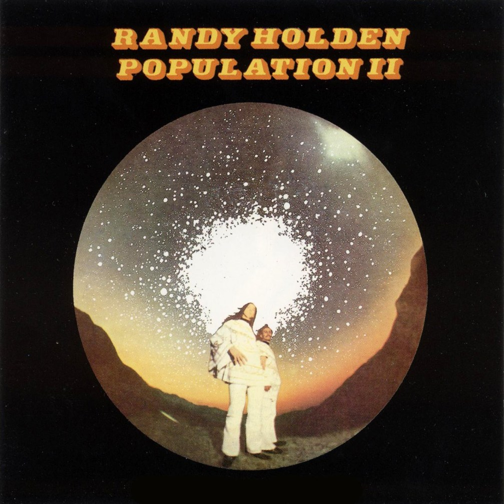 Randy Holden - Front